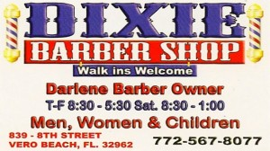 Dixie Barber Shop